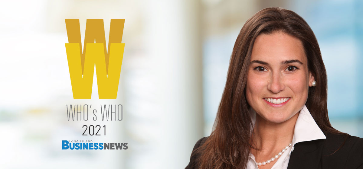 """Jacquelyn L. Mascetti Named One of LIBN's """"Who's Who in Women In Professional Services"""""""